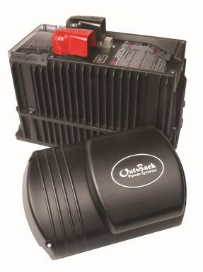 FX2524MT 24VDC 120VAC 2500Watt,  55A Continous Battery Charge Inverter/charger