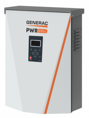 7.6kW 1Ø PWRcell Inverter w/ CTs