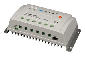 BlueSolar PWM-Pro Charge Controller 12/24V-10A