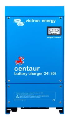Centaur IP20 Battery Charger 24V/30A/90-265Vac - 3 Output / Universal Input