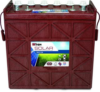 "Solar ""T2 Technology"" FLA Battery 12V 209Ah (C20)"