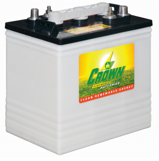 6V 290Ah (C100) Renewable Power Flooded Lead Acid Battery