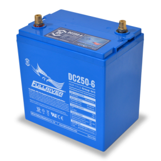 6V 250Ah (C20) Deep Cycle AGM Battery