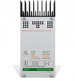 C35 PWM Charge Controller