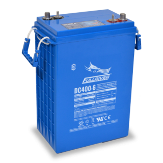 6V 400Ah (C20) Deep Cycle AGM Battery