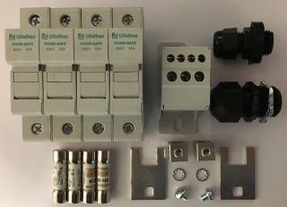 Two Circuit AC Combiner Kit