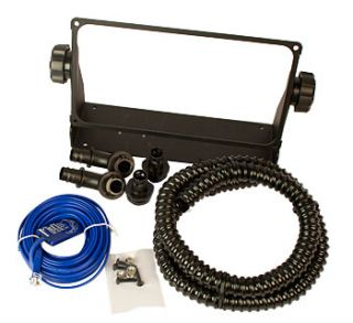 Black MNKID Accessory mounting kit