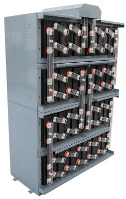 EnergyCell XLC High Capacity Lead Carbon 1230Ah c/100 kWh Storage Per Battery: 59 kWh Nameplate / 29.5 kWh Effective