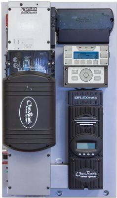 FLEXpower One 3kW 24V Pre-wired VFXR Series System 230V (Vented)