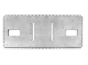 Mounting plate for FW500 or FW1000 system