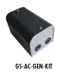 Generator protection kit and 30A connection breaker for frequency shifting AC Coupled systems