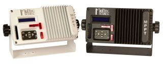 KID 30A Marine Grade Charge Controller - Black