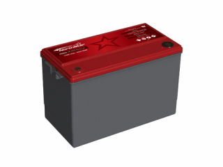 NorthStar RED HT VRLA-AGM Pure Lead High Temperature 96Ah, 12V