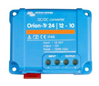 Orion-Tr 24V to 12V - 180W 15A Non Isolated DC/DC Converter