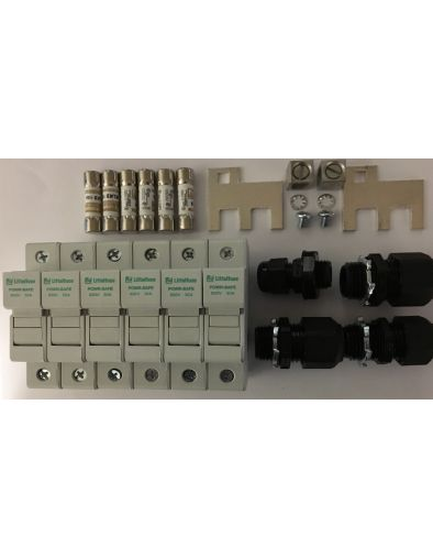 Three String Combiner Kit For Transformerless Inverters