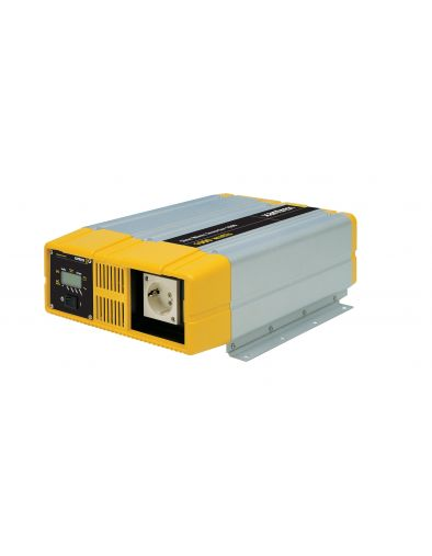 PROsine 1000W Inverter 12VDC - 230VAC 50Hz Schuko Outlet