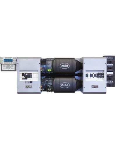 FLEXpower Two 7.2kW 48V Pre-wired VFXR Series System 120/240V (vented)