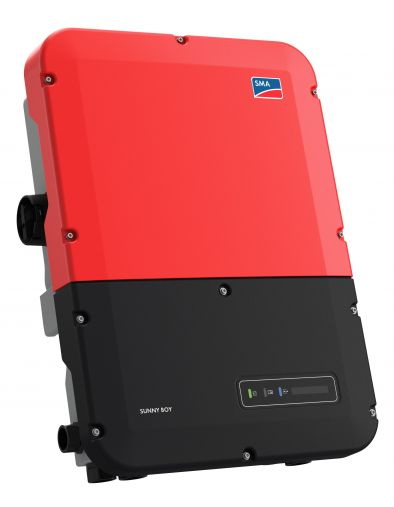 Sunny Boy 3kW Solar Inverter - 3 MPPTT - 208/240VAC with SPS Function