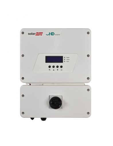 3.8kW Solar Inverter - Single Phase - Use with DC Optimizers