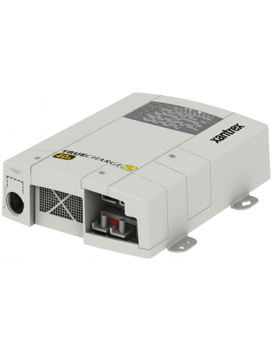 TRUECharge2 12V 60A Battery Charger - Dual Bank - Universal I/P