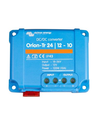Orion-Tr 24V to 12V - 120W 10A Non Isolated DC/DC Converter