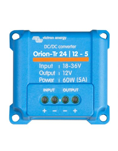 Orion-Tr 24V to 12V - 60W 5A Non Isolated DC/DC Converter
