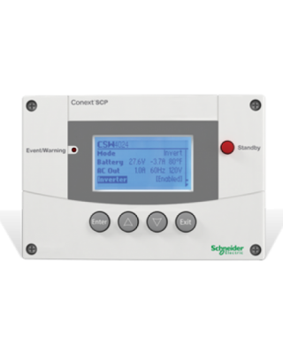 Conext System Control Panel